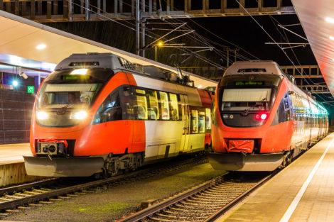 Anreise zum Obersulzberggut in Radstadt - Bahn