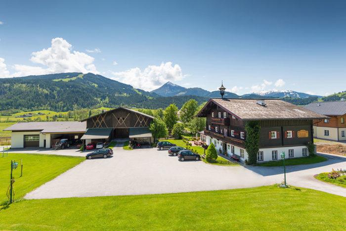 Wohlfühl-Bauernhof in Radstadt, Obersulzberggut