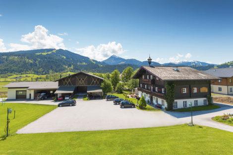 Bauernhofurlaub am Obersulzberggut in Radstadt, Salzburger Land, Ski amadé