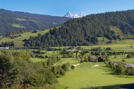 Wanderurlaub & Sommerurlaub am Obersulzberggut in Radstadt, Salzburger Land - Golfen