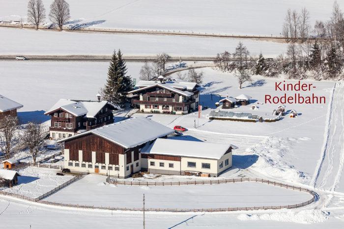 Kinderbauernhof in Radstadt, Winterurlaub mit der Familie im Salzburger Land