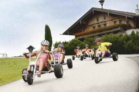 Wanderurlaub & Sommerurlaub am Obersulzberggut in Radstadt, Salzburger Land - Mountaincart