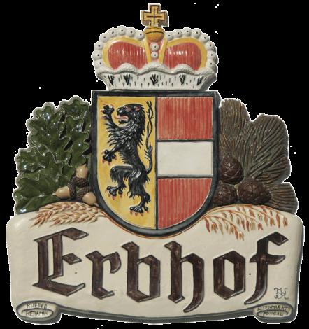 Wappen - Hofchronik des Erbhofs Obersulzberggut in Radstadt, Salzburger Land - Urlaub am Bauernhof