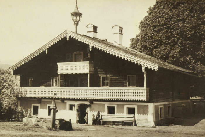 Hofchronik des Erbhofs Obersulzberggut in Radstadt, Salzburger Land - Urlaub am Bauernhof