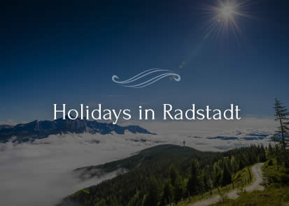Navigation - Holidays in Radstadt