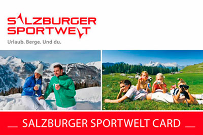 Salzburger Sportwelt Card - Radstadt