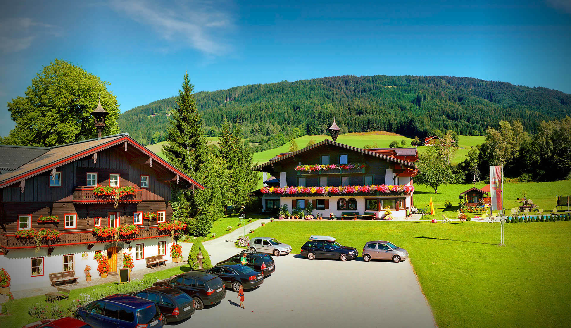 Urlaub am Bauernhof in Radstadt, Salzburger Land - Obersulzberggut