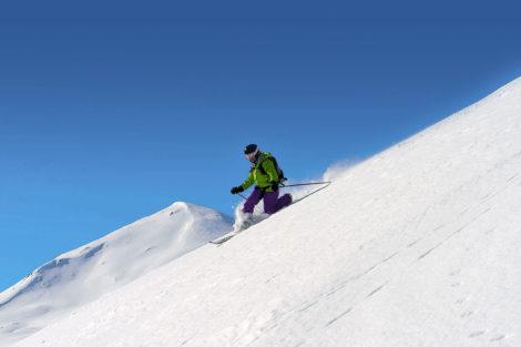 Winterurlaub & Skiurlaub am Obersulzberggut in Radstadt, Salzburger Land - Telemarken im Ski amadé