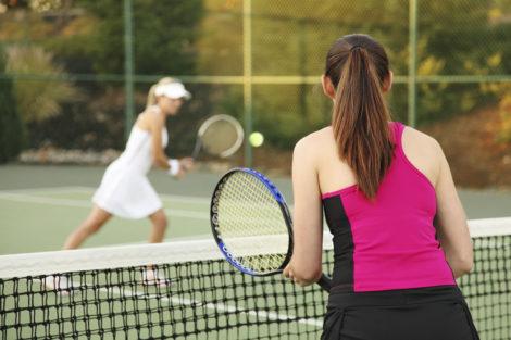 Wanderurlaub & Sommerurlaub am Obersulzberggut in Radstadt, Salzburger Land - Tennis