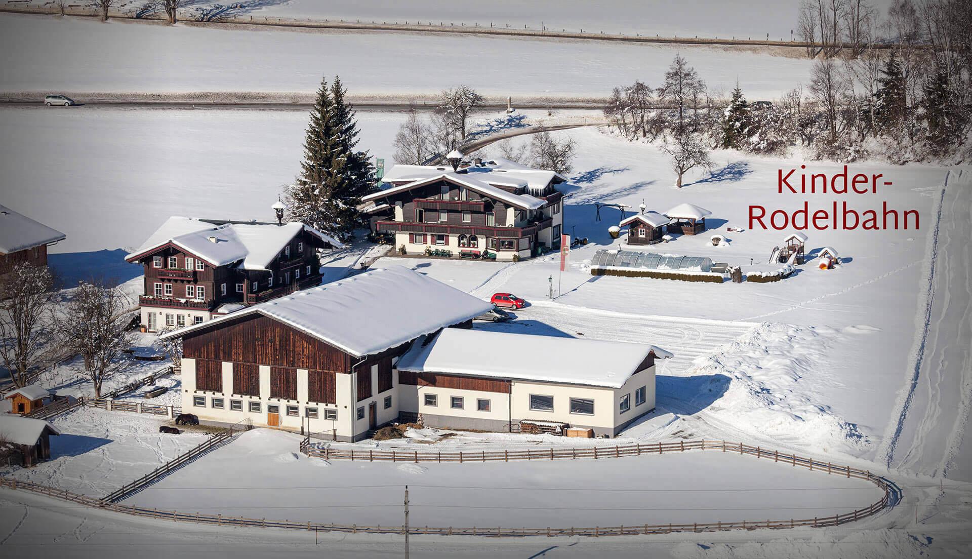 Winterurlaub am Obersulzberggut in Radstadt