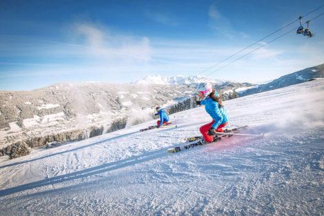 Winterurlaub & Skiurlaub am Obersulzberggut in Radstadt, Salzburger Land - Skifahren & Snowboarden im Ski amadé